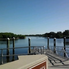 Photo taken at Weedon Island Preserve by Cody N. on 10/21/2012
