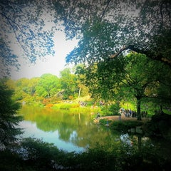 Photo taken at The Pond by Јс т. on 9/22/2012