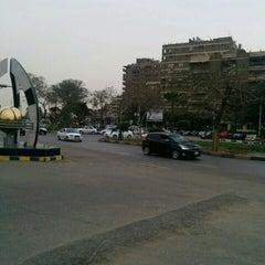 Photo taken at Heliopolis | مصر الجديدة by Mazen S. on 3/12/2016