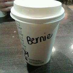 Photo taken at Starbucks by Bernadett G. on 2/9/2015