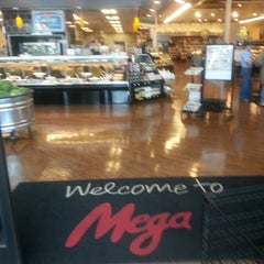 Photo taken at Mega Foods East by Victoria M. on 5/15/2013