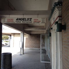 Photo taken at Angelos by Ricky C. on 5/17/2014