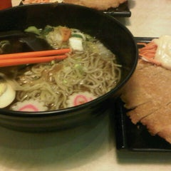 Photo taken at Gokana Ramen & Teppan by Vaniie C. on 1/21/2013