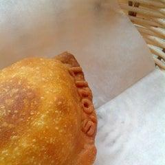Photo taken at Lito's Empanadas by NuttyKnot .. on 7/22/2013