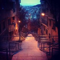 Photo taken at El Coll i la Teixonera by Jaime L. on 3/21/2013