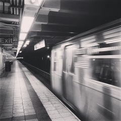 Photo taken at MTA Subway - 14th St/Union Square (L/N/Q/R/4/5/6) by Brian B. on 5/19/2013