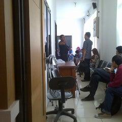 Photo taken at Dinas Pendidikan Kota Surabaya by Sharon E. on 11/14/2013