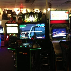 Photo taken at Diversions Game Room by Jennifer W. on 11/19/2012