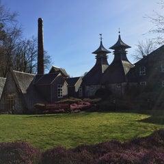 Photo taken at Strathisla Distillery by Sebastian on 4/5/2015