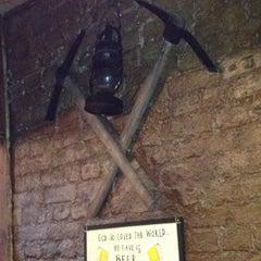 Photo taken at Куппер Паб / Copper Pub by Ivan Y. on 10/20/2012