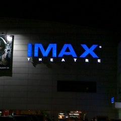 Photo taken at IMAX Theatre by Randtz Jared I. on 2/20/2013