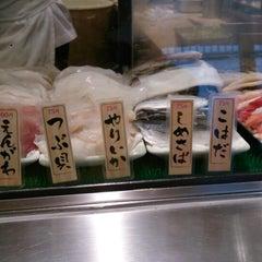 Photo taken at 魚がし日本一 新橋日比谷口店 by Satoru N. on 4/1/2013