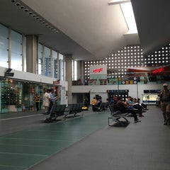 Photo taken at Terminal 2 by Xander B. on 4/6/2013
