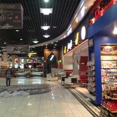 Photo taken at Bahrain International Airport (BAH) | مطار البحرين الدولي by Mohamad D. on 5/30/2013