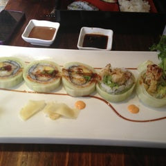 Photo taken at 28 Fusion Sushi/Chef 28 by Matt F. on 3/19/2013