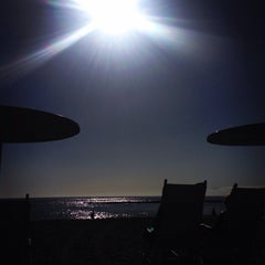 Photo taken at Playa beach Bar by Irishka S. on 3/25/2014