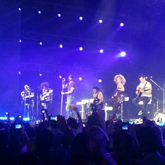 Photo taken at Roberto Clemente Coliseum by Darío O. on 11/2/2012