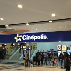 Photo taken at Cinépolis by Ezequiiel T. on 1/10/2013