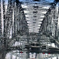 Photo taken at Sydney Harbour Bridge by Rosa O. on 2/2/2013