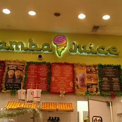 Photo taken at Jamba Juice by Sharlani-Gilbert-Skye R. on 12/28/2012