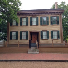 Photo taken at Lincoln Home National Historic Site by MK on 7/18/2015