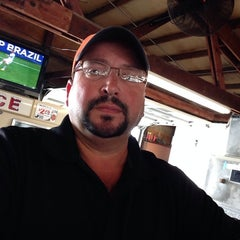 Photo taken at Carlos' Beer Garden by Aaron T. on 6/16/2014