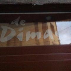 Photo taken at De Dimas by Nacho P. on 11/23/2012