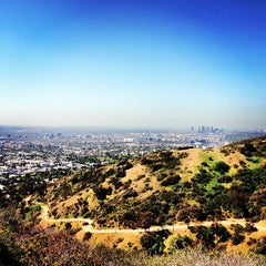 Photo taken at Runyon Canyon Park by Shawn on 4/11/2013