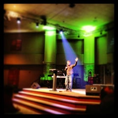 Photo taken at Christ Life Church of the Highlands by Paul P. on 1/6/2013