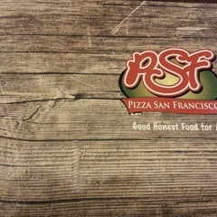 Photo taken at San Francisco Pizza by Nsi M. on 10/7/2015