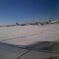 Photo taken at Denver Ramp Tower by Jason L. on 12/11/2012