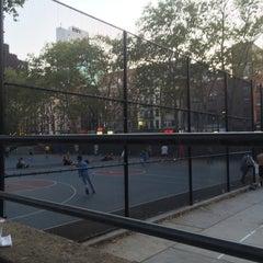 Photo taken at Grand Street Park by David L. on 8/7/2015