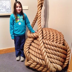 Photo taken at Maine Maritime Museum by Peter M. on 11/17/2013