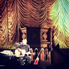 Photo taken at Union Chapel by Yumiko I. on 10/15/2012