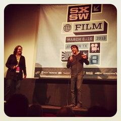 Photo taken at Paramount Theatre by bobb x h. on 3/10/2013