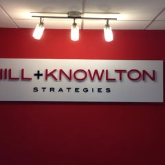 Photo taken at Hill & Knowlton by Óscar d. on 7/1/2014