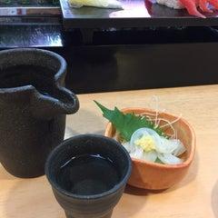 Photo taken at すしざんまい 池袋東口店 by Masazumi H. on 6/24/2015