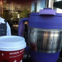 Photo taken at Starbucks by Amanda S. on 11/16/2011