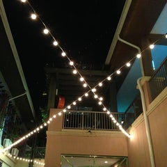 Photo taken at The Shops At Mary Brickell Village by Gilberto /. on 1/28/2013