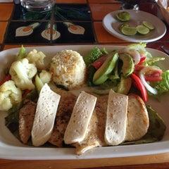 Photo taken at Los Alcatraces Restaurante by Luis T. on 6/22/2013