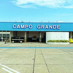 Photo taken at Aeroporto Internacional de Campo Grande (CGR) by Pâmella F. on 12/24/2012