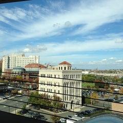 Photo taken at Newark, NJ by Jess S. on 10/18/2012