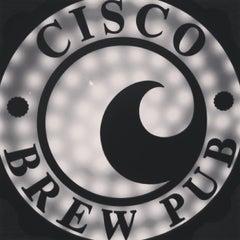 Photo taken at Cisco Brew Pub of Nantucket by Simon S. on 4/1/2013