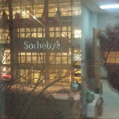 Photo taken at Sotheby's by Kathy O. on 11/25/2015