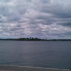 Photo taken at Lake Ontario by David K. on 10/13/2012