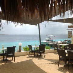 Photo taken at Buddy Dive Resort Bonaire by Larry M. on 5/29/2013