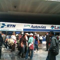 Photo taken at Terminal Central de Autobuses del Poniente by Alejandra G. on 11/10/2012