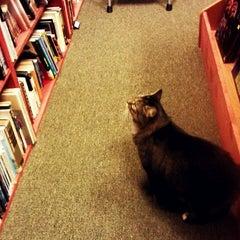 Photo taken at Downtown Books by Gina R. on 9/20/2012