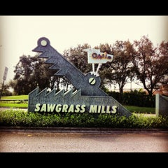Photo taken at Sawgrass Mills by Arthur J. on 10/24/2012