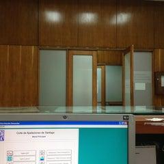 Photo taken at Oficina Distribucion Demandas Civiles by Richard R. on 2/11/2013